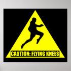 Vorsicht: Fliegen-Knie Muttahida Majlis-e-Amal Poster