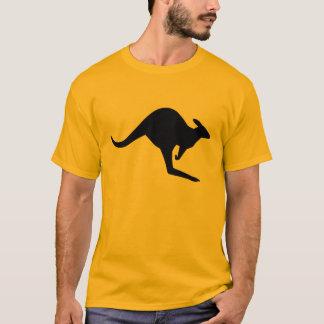 Vorsicht-Känguru T-Shirt