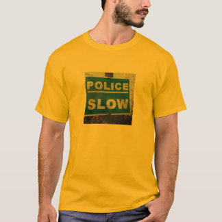 Vorsicht T-Shirt