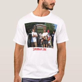 Vorstadtfeuer T-Shirt