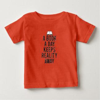 Vorstellung des Lebens Baby T-shirt