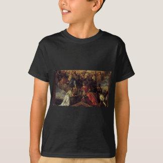 Votive Porträt von Doge Sebastiano Venier durch T-Shirt