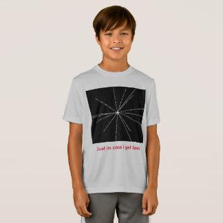 Voyager-Stern-Diagramm-Karte T-Shirt