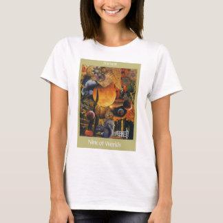 Voyager-Tarot: 9 von Welten T-Shirt