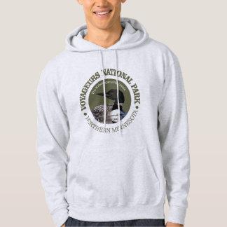 Voyageurs Nationalpark (Loon) Hoodie