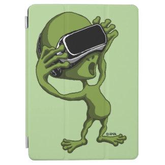 VR alien iPad Air Hülle