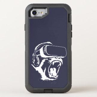 VR Gorilla OtterBox Defender iPhone 8/7 Hülle