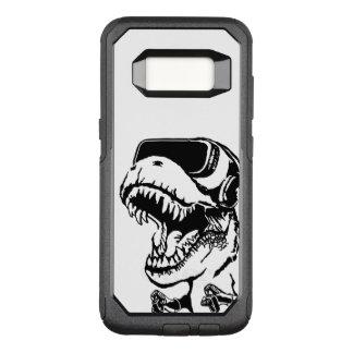 VR T-rex OtterBox Commuter Samsung Galaxy S8 Hülle