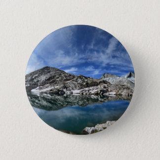 Vsee und sieben Giebel-Panorama - Sierra Runder Button 5,1 Cm
