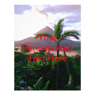Vulkan in den Tropen Flyer