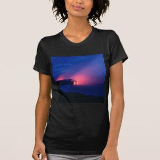 Vulkan-Lavafluss Kilauea Hawaii T-Shirt