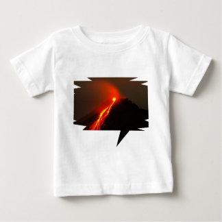 Vulkan mögen LIEBE in meinem Herzen Baby T-shirt