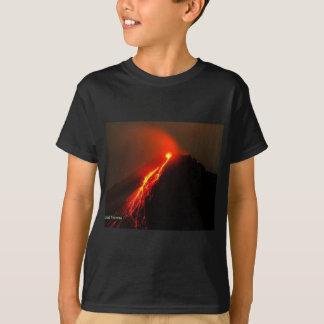 Vulkan mögen LIEBE in meinem Herzen T-Shirt