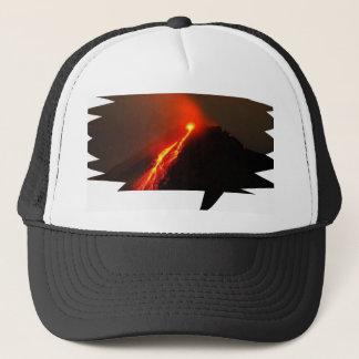 Vulkan mögen LIEBE in meinem Herzen Truckerkappe