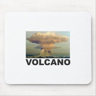 Vulkanbombe Mauspads