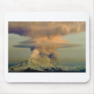 vulkanischer Boom Mousepad