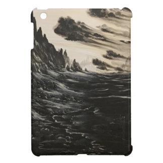 Vulkanisches Ufer iPad Mini Hülle