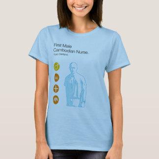 Vuthys Abschluss-Shirt - Frauen T-Shirt