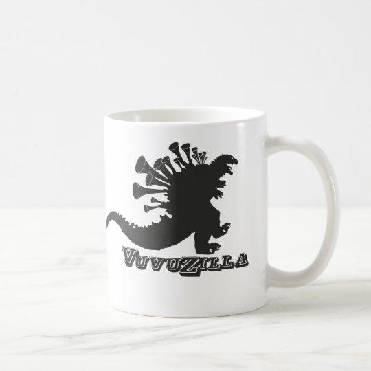 vuvuzilla cup kaffeetasse