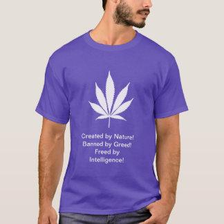 W04 von Natur aus geschaffen! Topf-T - Shirt
