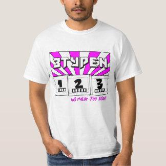 w3 rul0r j00 sux0r! 5hirt (disk0nt) T-Shirt