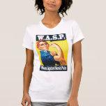W.A.S.P. - Frauen gegen Sarah Palin Hemden