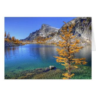 WA, alpine See-Wildnis, Verzauberung 4 Karte