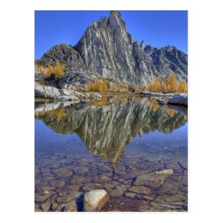 WA, alpine See-Wildnis, Verzauberung Postkarte