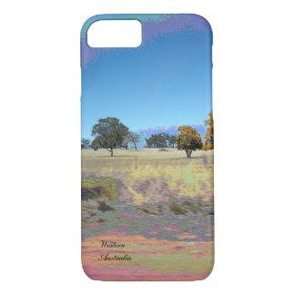 WA Australien dünner leichter iPhone 7 Fall iPhone 8/7 Hülle
