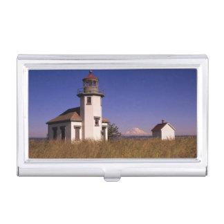 WA, Maury Insel, Punkt-Robinson-Leuchtturm, Visitenkarten Etui