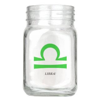 Waage Einmachglas