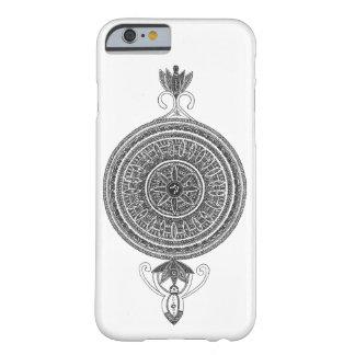 Waage-Tierkreis-Mandala Barely There iPhone 6 Hülle