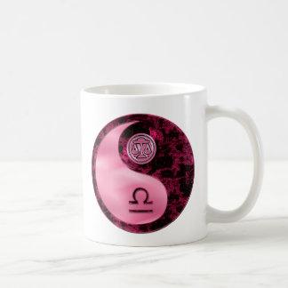 Waage Yin Yang Kaffeetasse