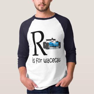 Wacecaw!! Lustiges Alphabet T-Shirt