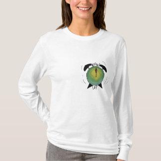 Wachen Sie für Afrika-Shirt auf T-Shirt