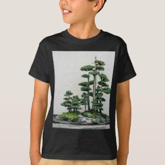 Wacholderbusch-Bonsais-Wald T-Shirt