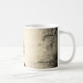 Wachsamer Falke Kaffeetasse