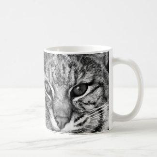 Wachsamer Luchs Kaffeetasse