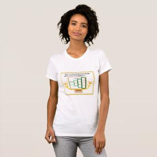 Wachsen Sie allmählich T-Shirt