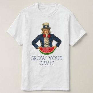 Wachsen Sie Ihre Selbst T-Shirt