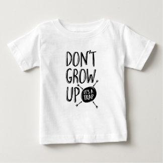 Wachsen Sie nicht, es ist ein BlockierkindT - Baby T-shirt