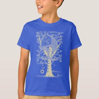 Wachsen Sie scherzt oben Treehouse-T - Shirt