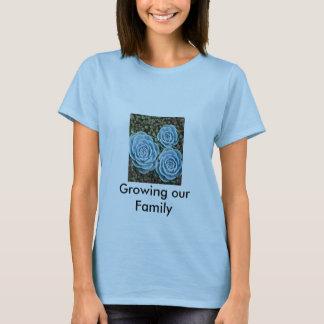 Wachsen unserer Familie T-Shirt