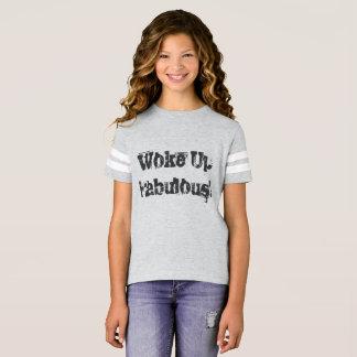 wachte fabelhaftes auf T-Shirt