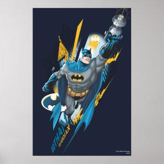 Wächter Batmans Gotham Poster