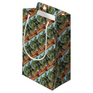 Waddi Baum-Geschenktasche Kleine Geschenktüte