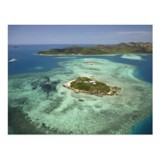 Wadigi Insel, Mamanuca Inseln, Fidschi Postkarte