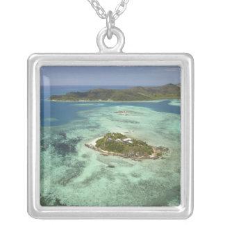 Wadigi Insel, Mamanuca Inseln, Fidschi Versilberte Kette