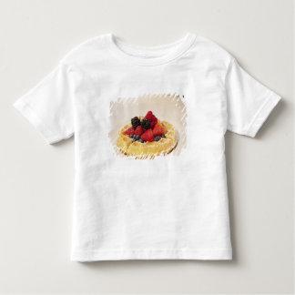 Waffel der frischen Frucht Hemden