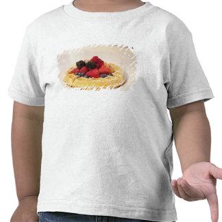 Waffel der frischen Frucht Hemd